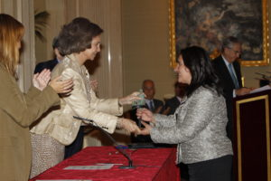 Entrega premio accion magistral 2011