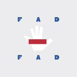 Fad logo mano