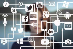 redes sociales jovenes