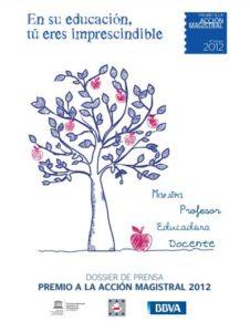 premio Accion Magistral 2012