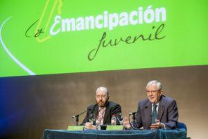 Congreso Familias y Emancipacion Juvenil de la Fundacion de Ayuda contra la Drogadiccion (FAD) en el Auditorio de la ONCE, Madrid.