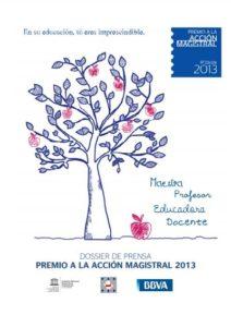 premio Accion Magistral 2013