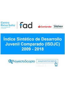 indice desarrollo juvenil comparado fad