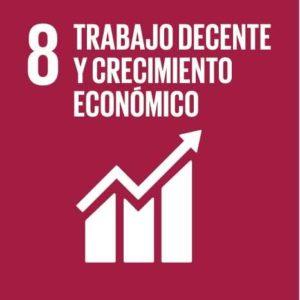 ODS Trabajo decente y crecimiento económico