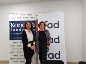 convenio Fundacion Konecta Fad